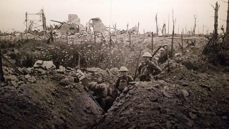 Der Erste Weltkrieg und die Folgen - die Fakten im Überblick
