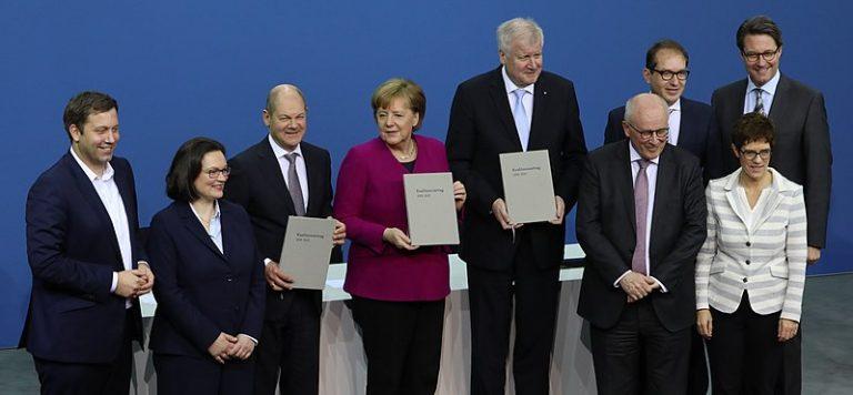 Von wegen Chaos: Die Politik der Großen Koalition ist viel besser als ihr Ruf