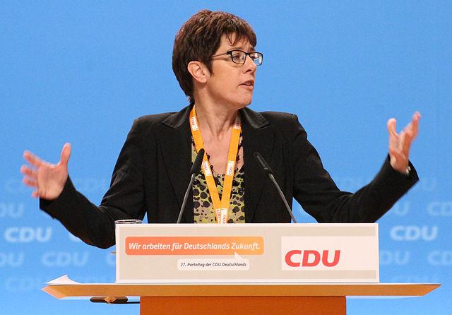 Kramp-Karrenbauer ist die ideale Vermittlerin zwischen den Flügeln ihrer Partei