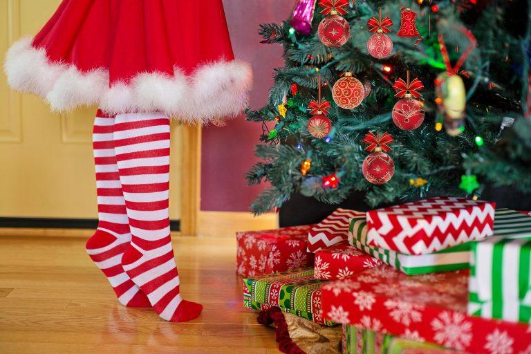 Geschenke von der alten Hexe - Weihnachten woanders