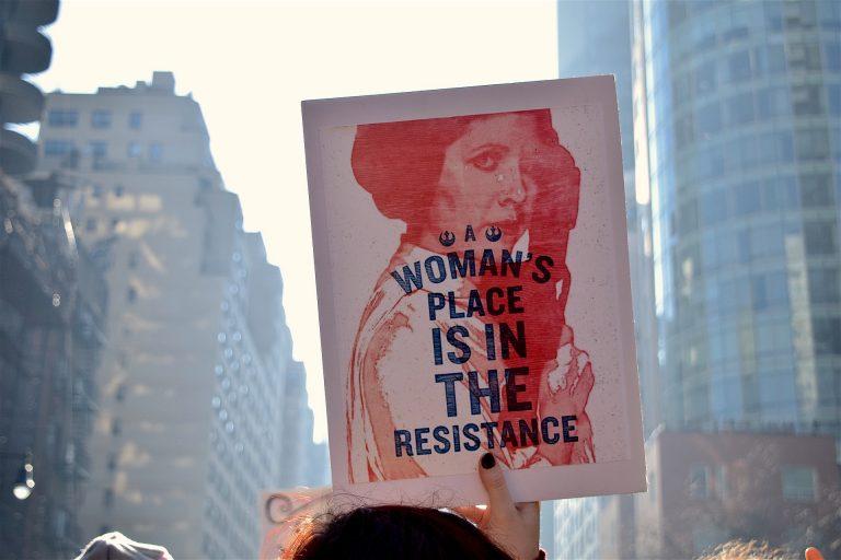 Sexismus und #MeToo? 2018 war ein gutes Jahr für die Frauenrechte auf der Welt