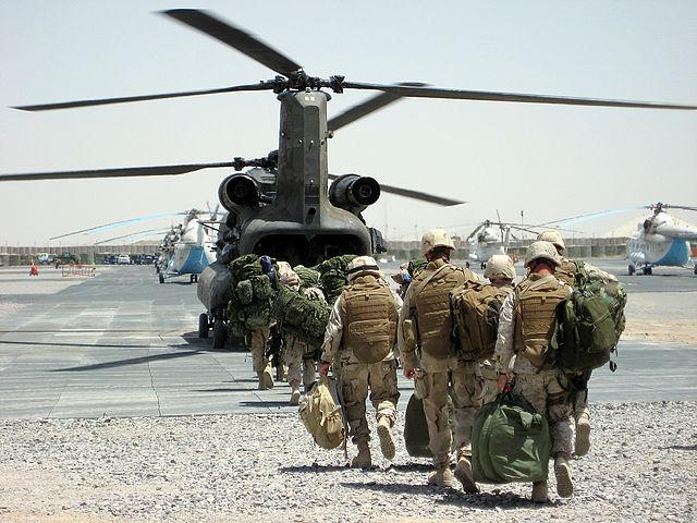 Die USA sind in Afghanistan gescheitert. Es ist Zeit, dass sie sich zurückziehen