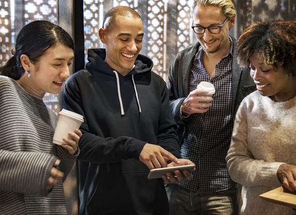 Soziale Medien führen uns zusammen – auch im echten Leben