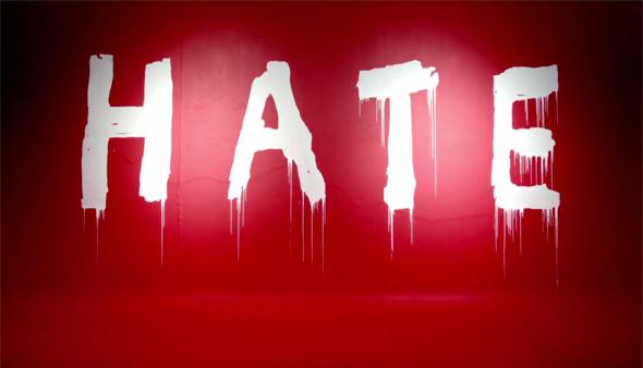 Online-Diskussionen führen zwangsläufig zu Hass und Hetze