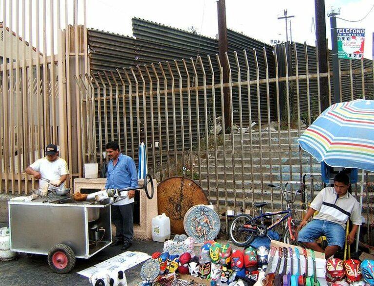 Eine Mauer zum Grenzschutz ist moralisch akzeptabel