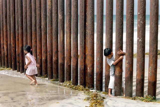 Die Mauer ist ein effektives Mittel gegen illegale Migration