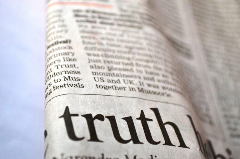 Sind Fake News doch kein Problem?