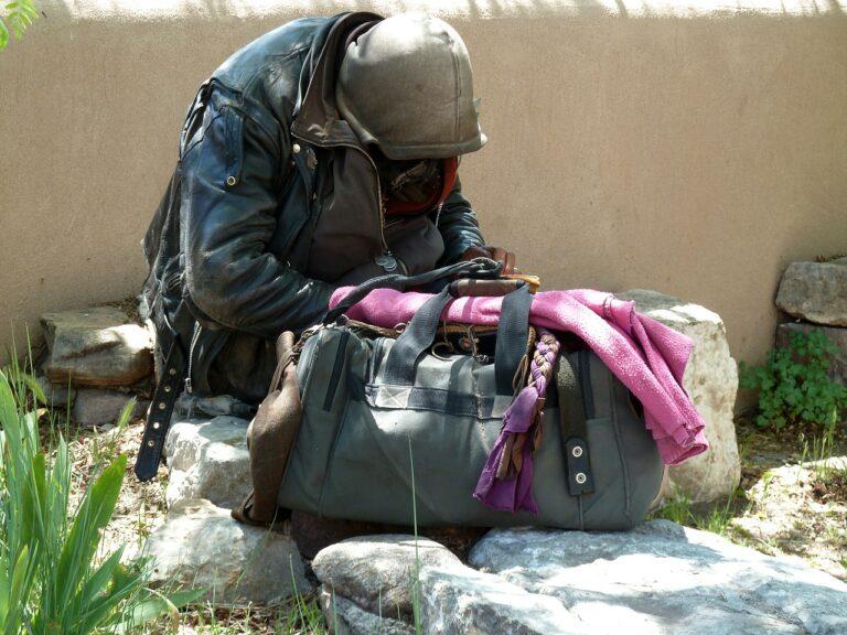 Obdachlose sind selbst Schuld? So einfach ist es nicht