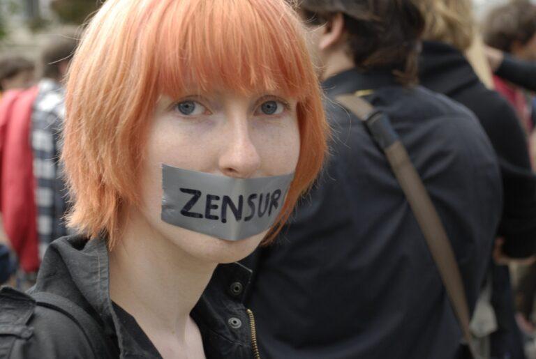 Artikel 13 könnte das Ende der Meinungsfreiheit im Internet bedeuten
