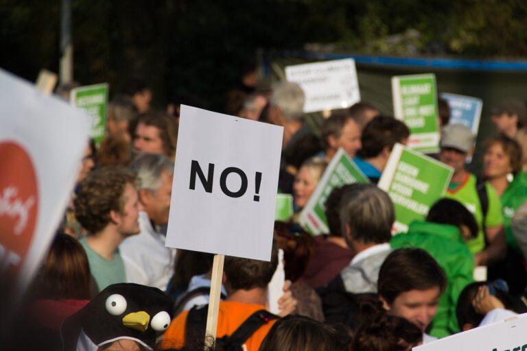 """""""Fridays for future"""": Wie negativ Politiker und Kritiker teilweise auf die Proteste reagieren"""