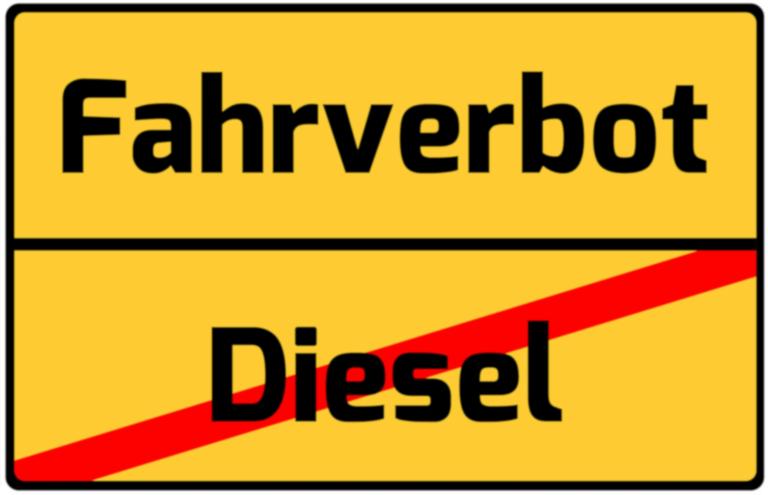 Fahrverbote sind alles andere als nachhaltig