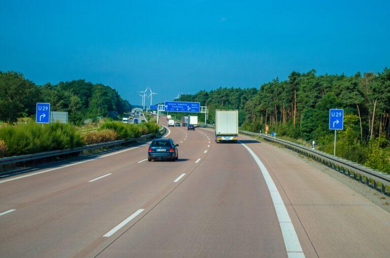 Ein Tempolimit garantiert Sicherheit auf deutschen Autobahnen