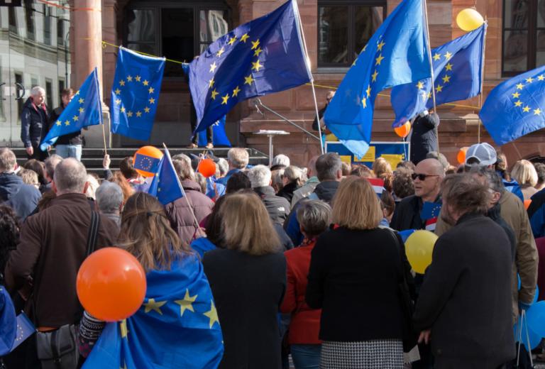 Eine gemeinsame Arbeitslosenversicherung lässt uns wieder an die EU glauben