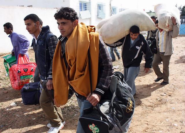 Asylbewerber erhalten in Marokko keine Unterstützung