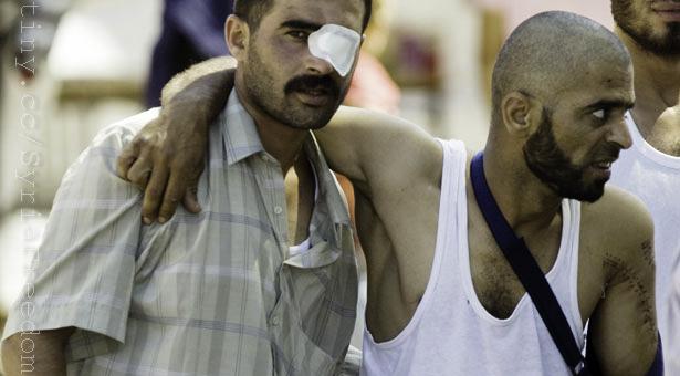In der Türkei werden Geflüchtete angegriffen
