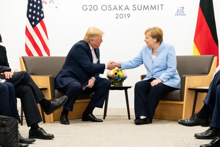Trump sollte die Beziehung zu Europa nicht noch weiter verschlechtern